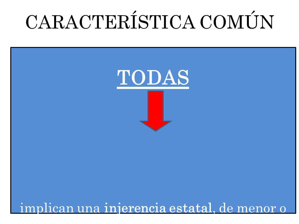 TODAS CARACTERÍSTICA COMÚN
