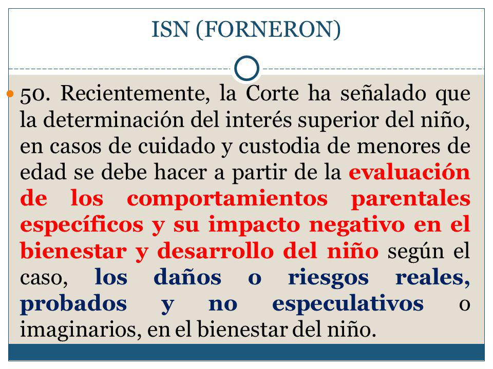 ISN (FORNERON)