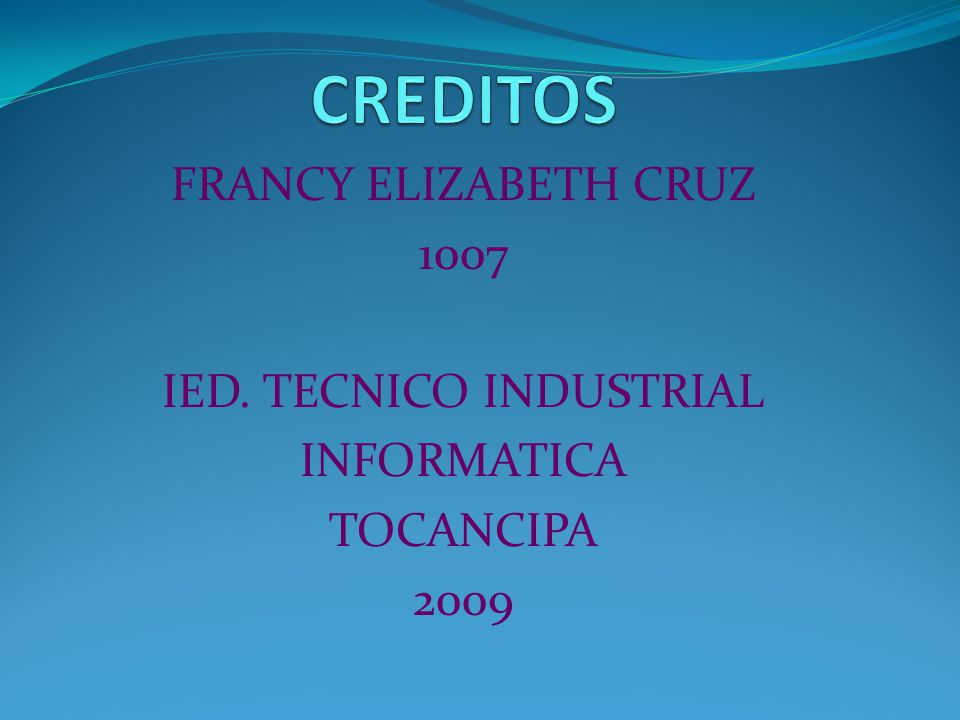 IED. TECNICO INDUSTRIAL