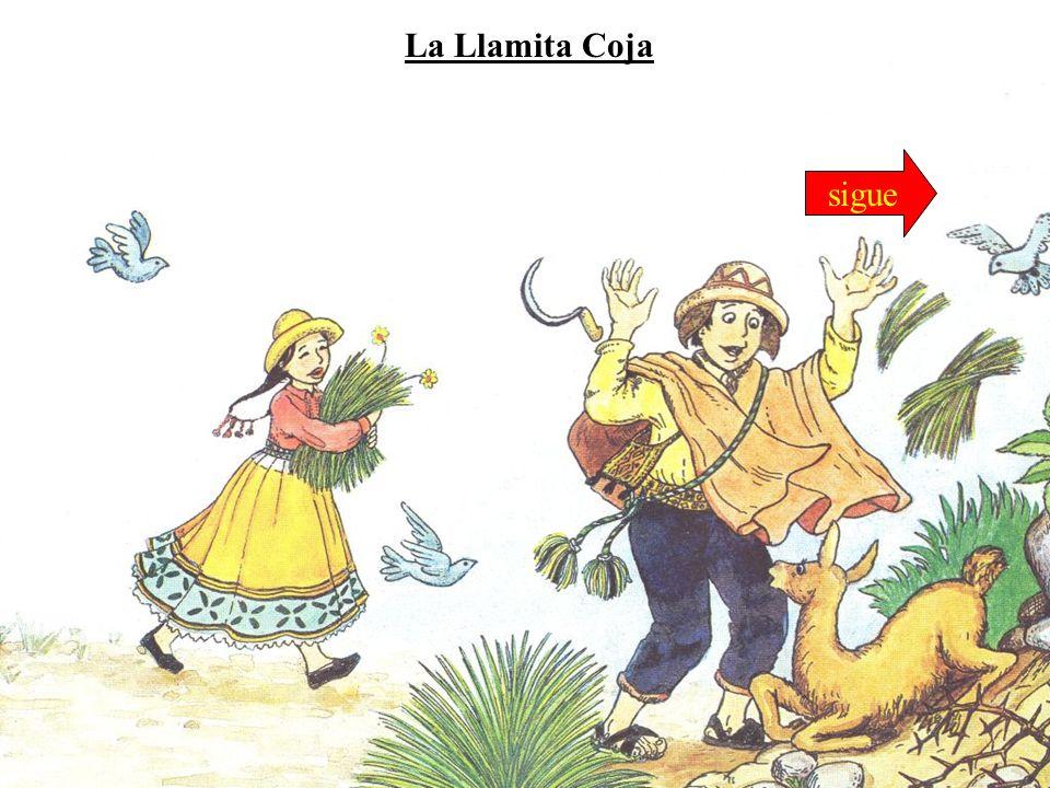 La Llamita Coja sigue