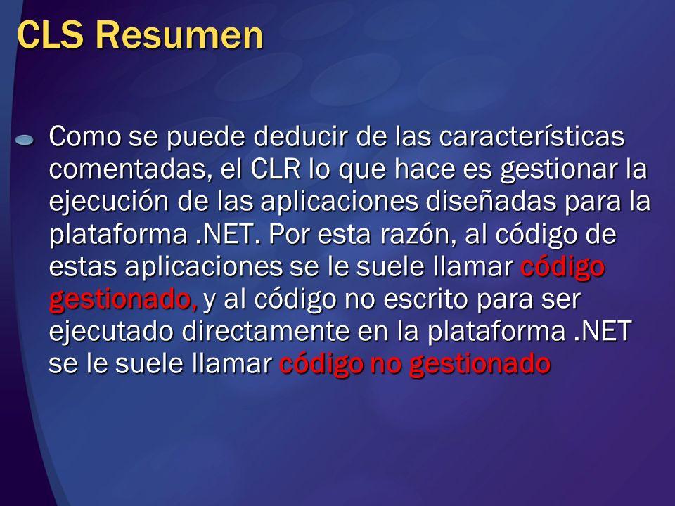 CLS Resumen