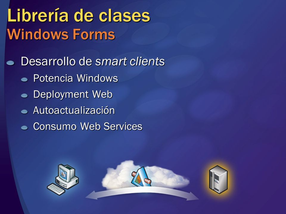 Librería de clases Windows Forms