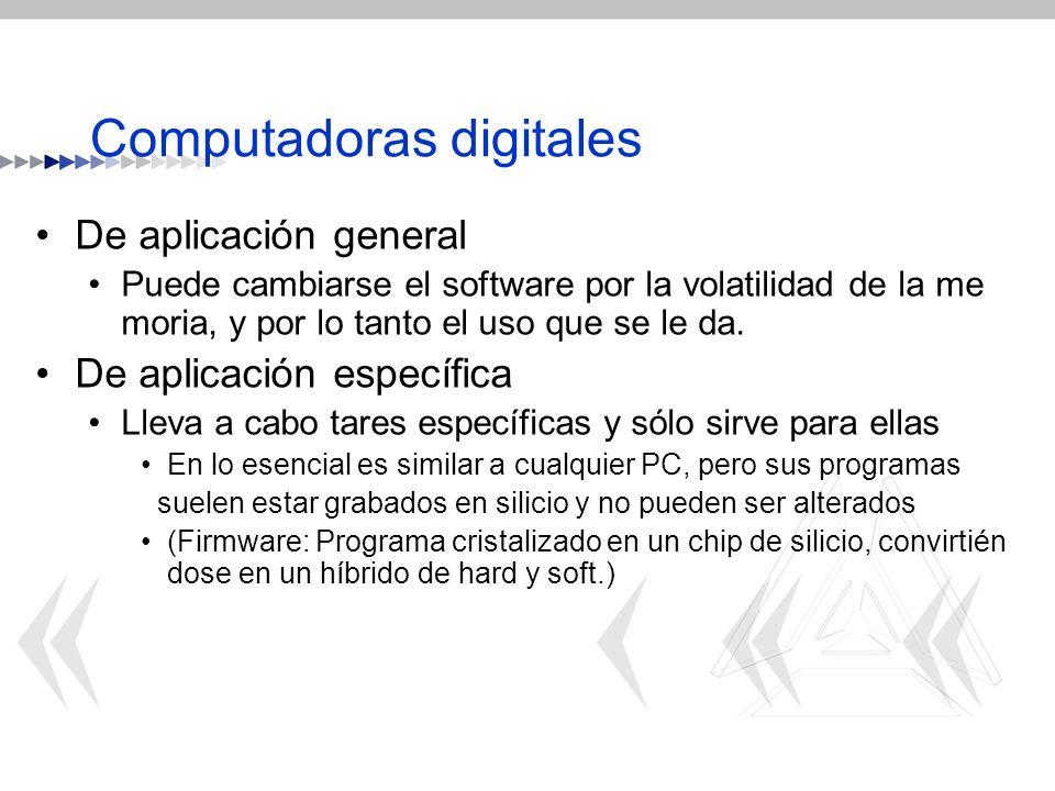 Computadoras digitales