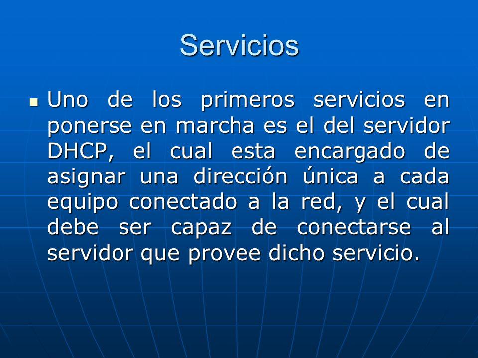 Servicios