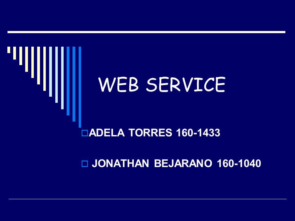 ADELA TORRES 160-1433 JONATHAN BEJARANO 160-1040