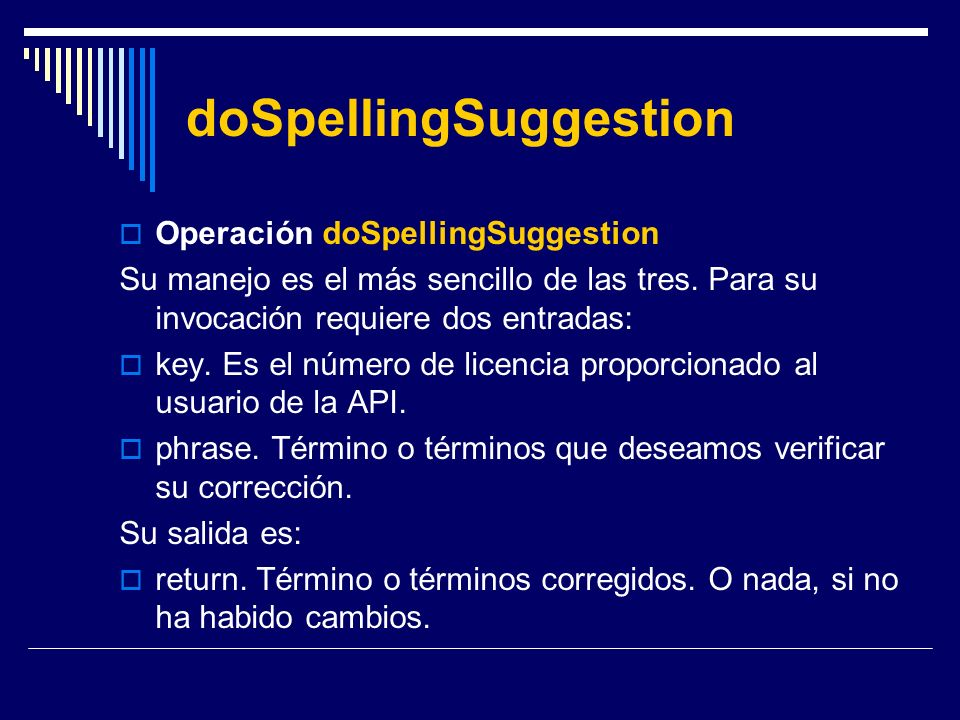 doSpellingSuggestion