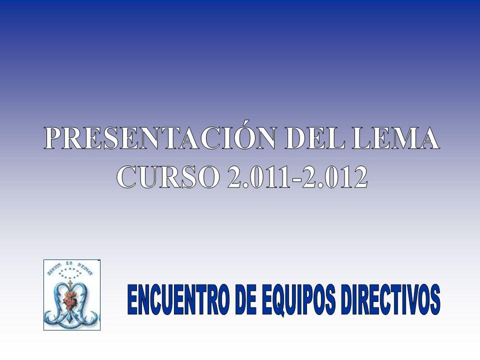 ENCUENTRO DE EQUIPOS DIRECTIVOS