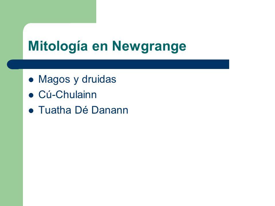 Mitología en Newgrange