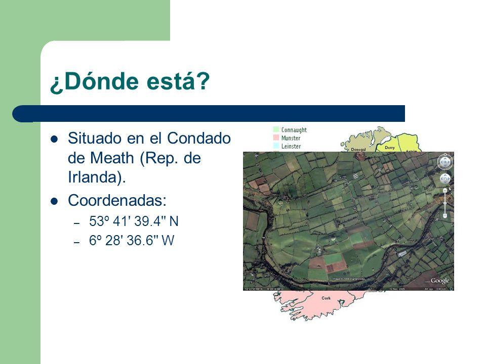 ¿Dónde está Situado en el Condado de Meath (Rep. de Irlanda).