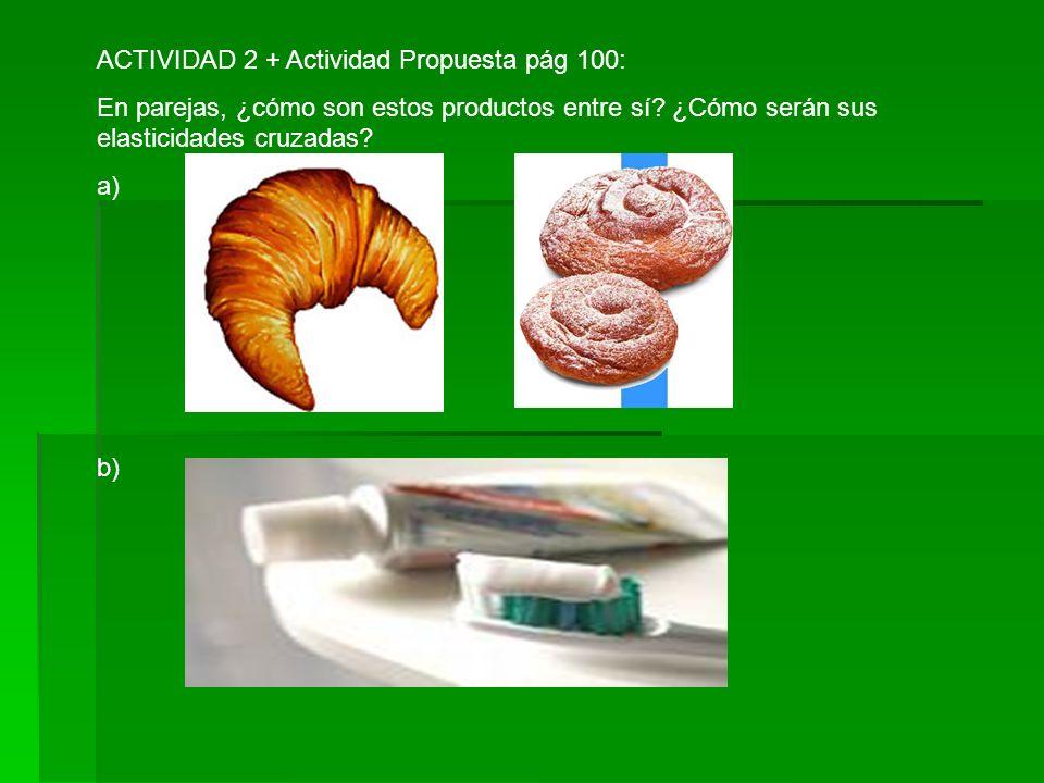 ACTIVIDAD 2 + Actividad Propuesta pág 100: