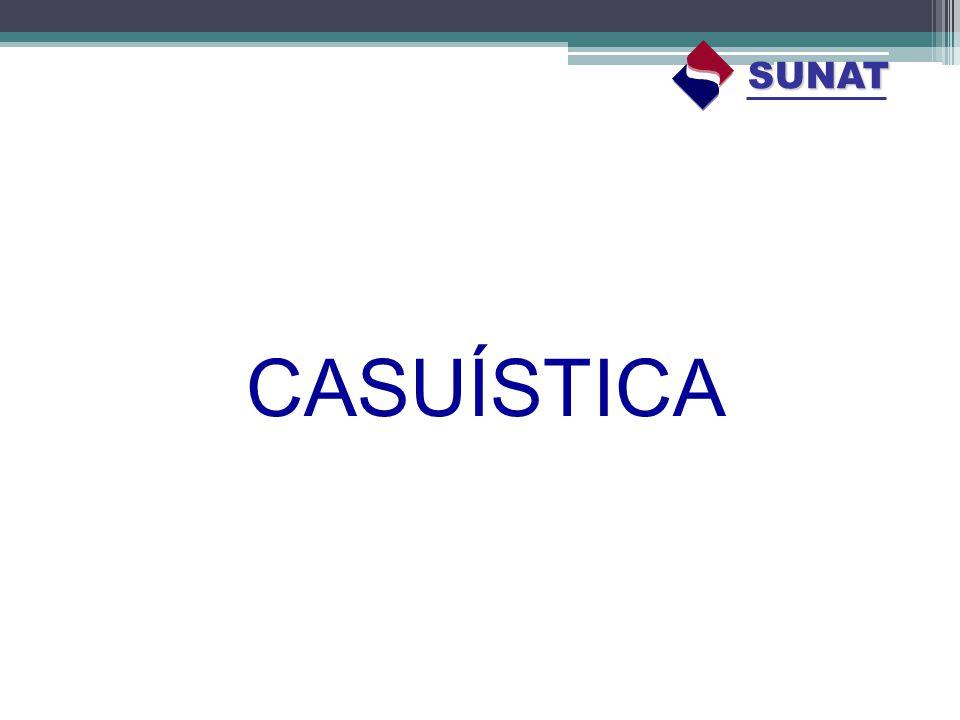 SUNAT CASUÍSTICA