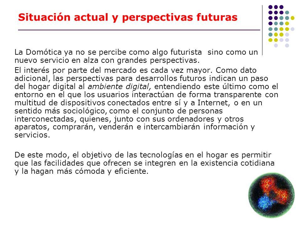 Situación actual y perspectivas futuras _________________________________________________________________