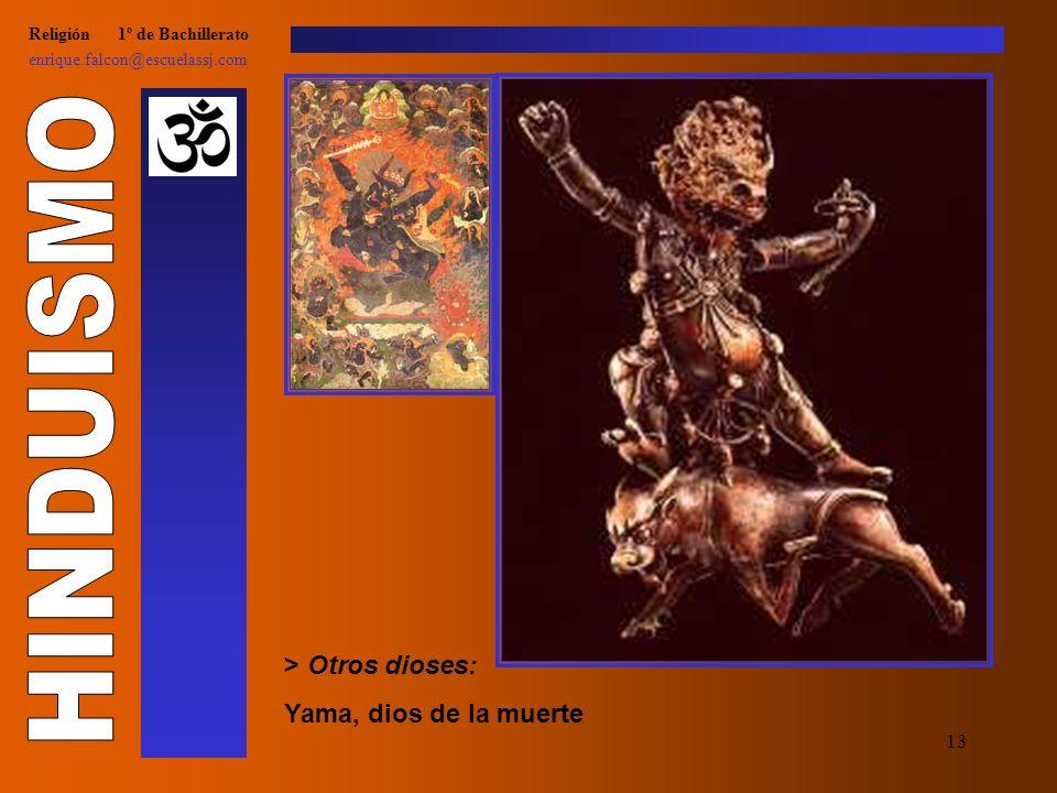 Religión 1º de Bachillerato enrique.falcon@escuelassj.com