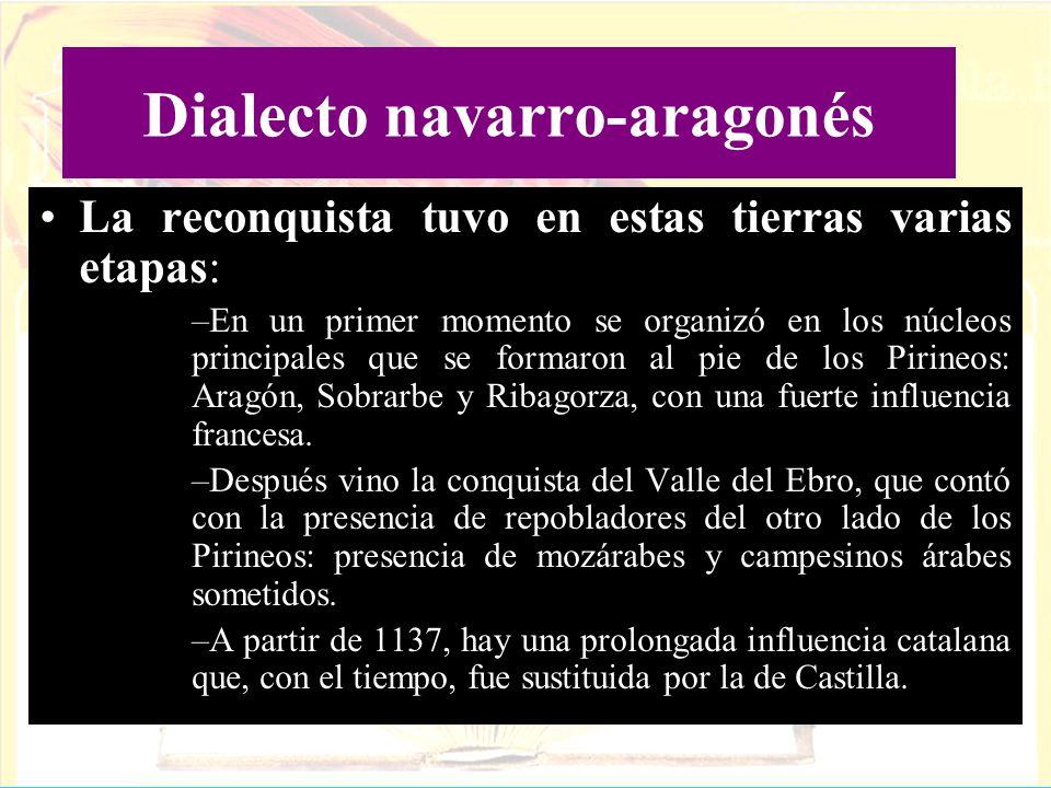 Dialecto navarro-aragonés