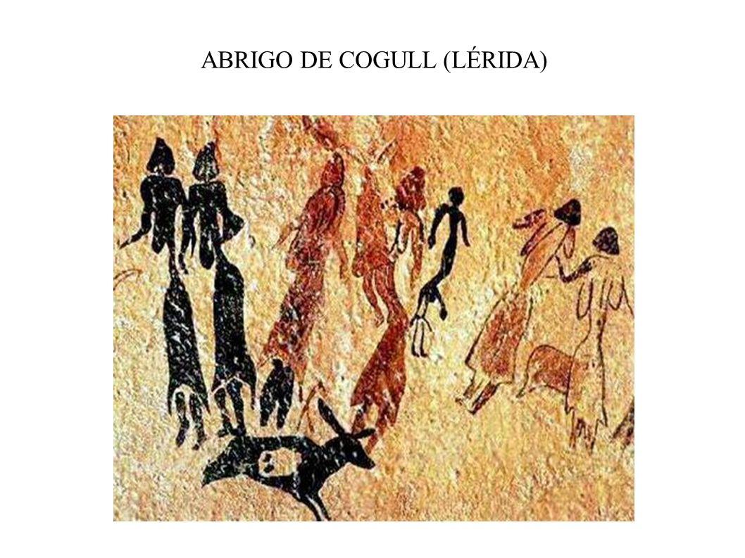 ABRIGO DE COGULL (LÉRIDA)