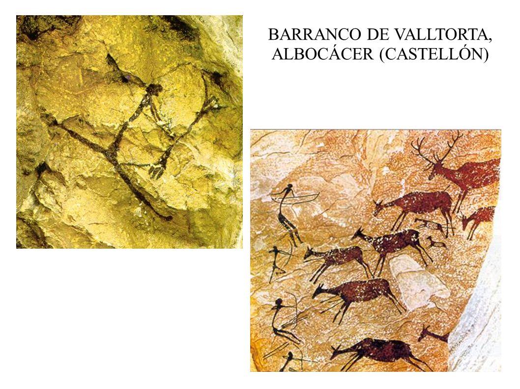 BARRANCO DE VALLTORTA, ALBOCÁCER (CASTELLÓN)