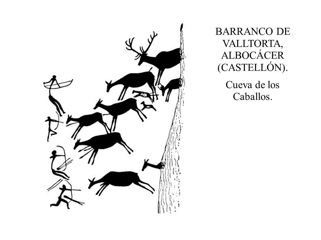BARRANCO DE VALLTORTA, ALBOCÁCER (CASTELLÓN).