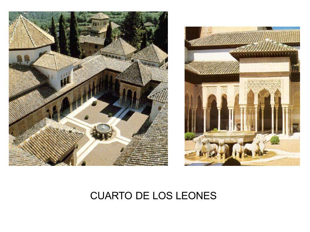 CUARTO DE LOS LEONES