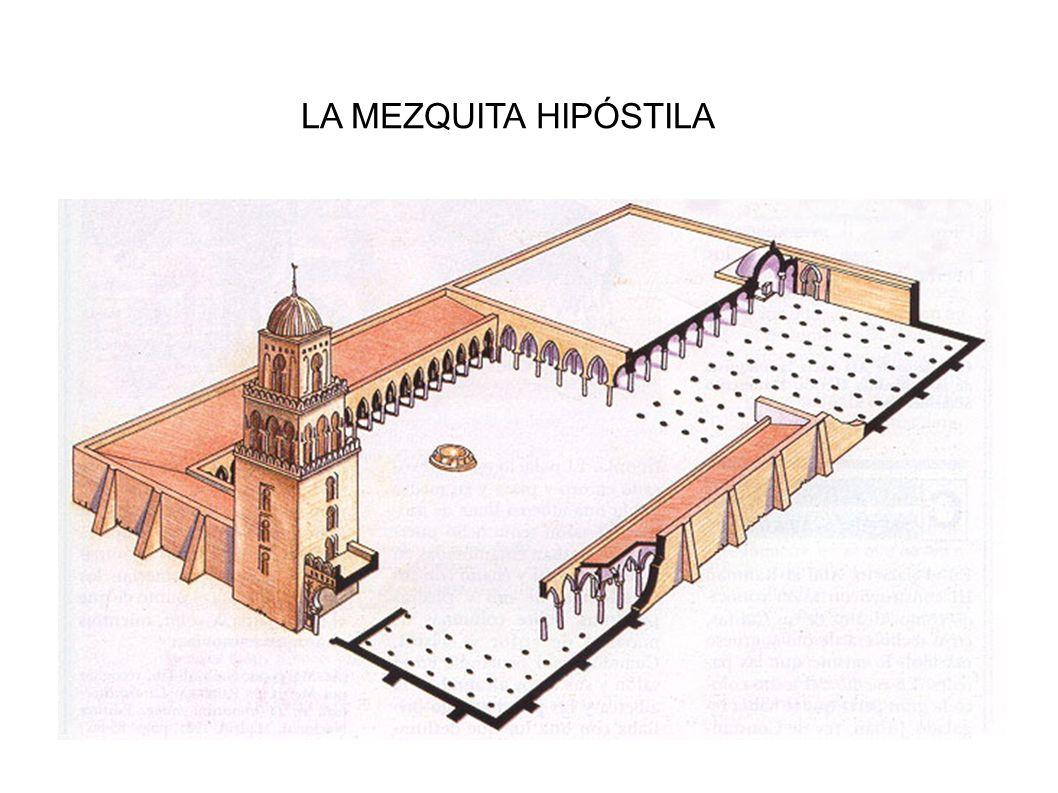 LA MEZQUITA HIPÓSTILA