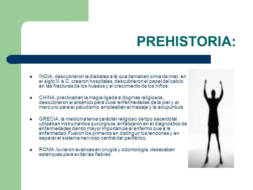 PREHISTORIA: