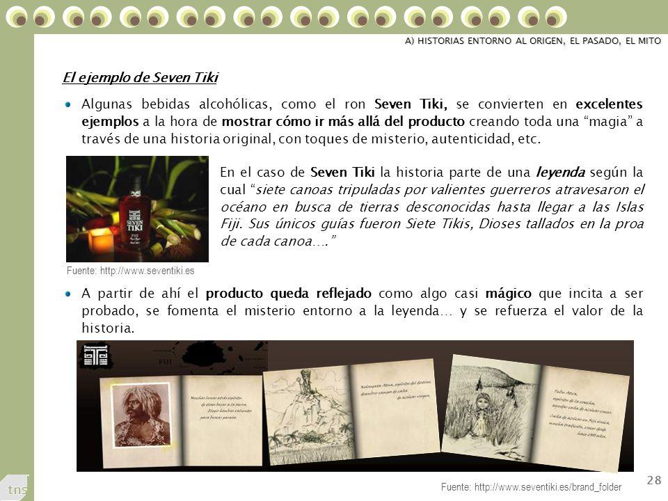 El ejemplo de Seven Tiki