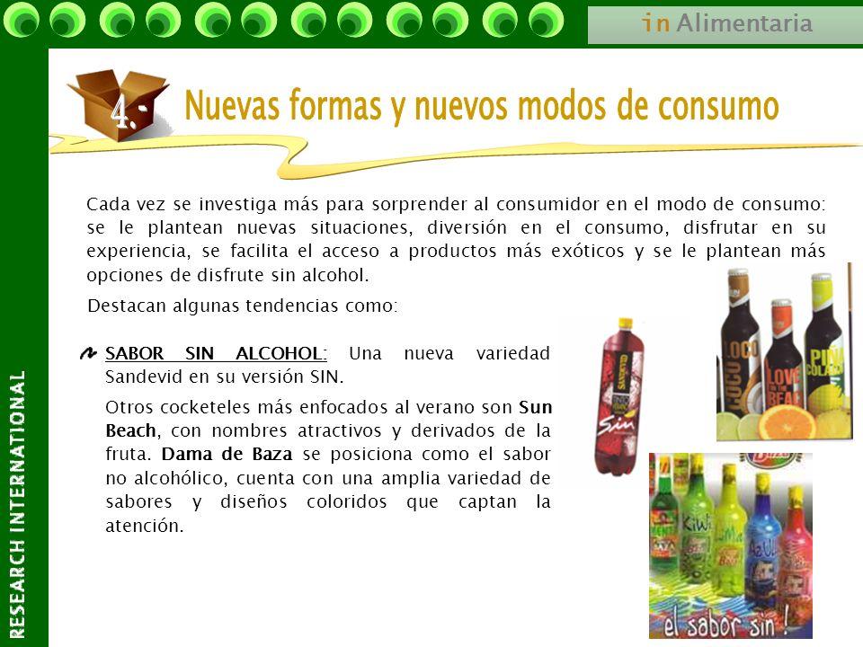 Nuevas formas y nuevos modos de consumo