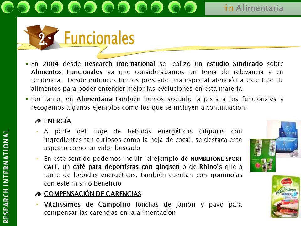 Funcionales 2.- in Alimentaria