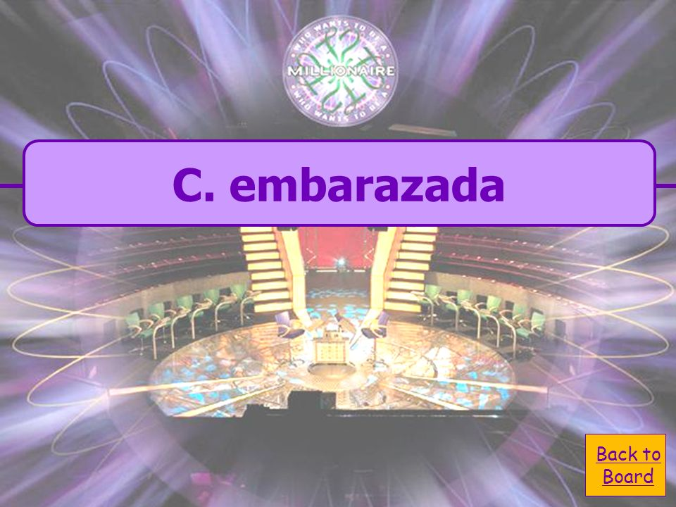 C. embarazada Back to Board