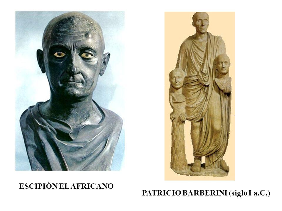 PATRICIO BARBERINI (siglo I a.C.)