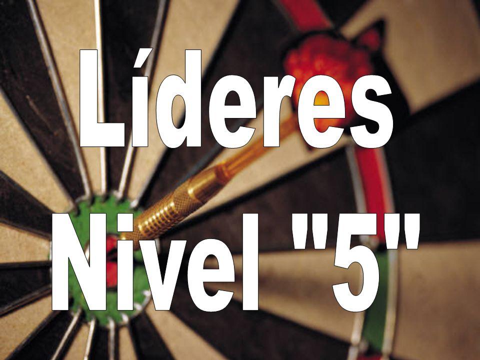 Líderes Nivel 5