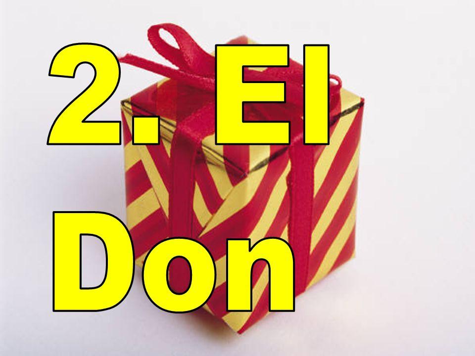 2. El Don