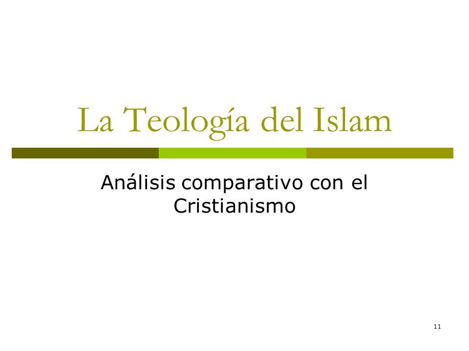 Análisis comparativo con el Cristianismo