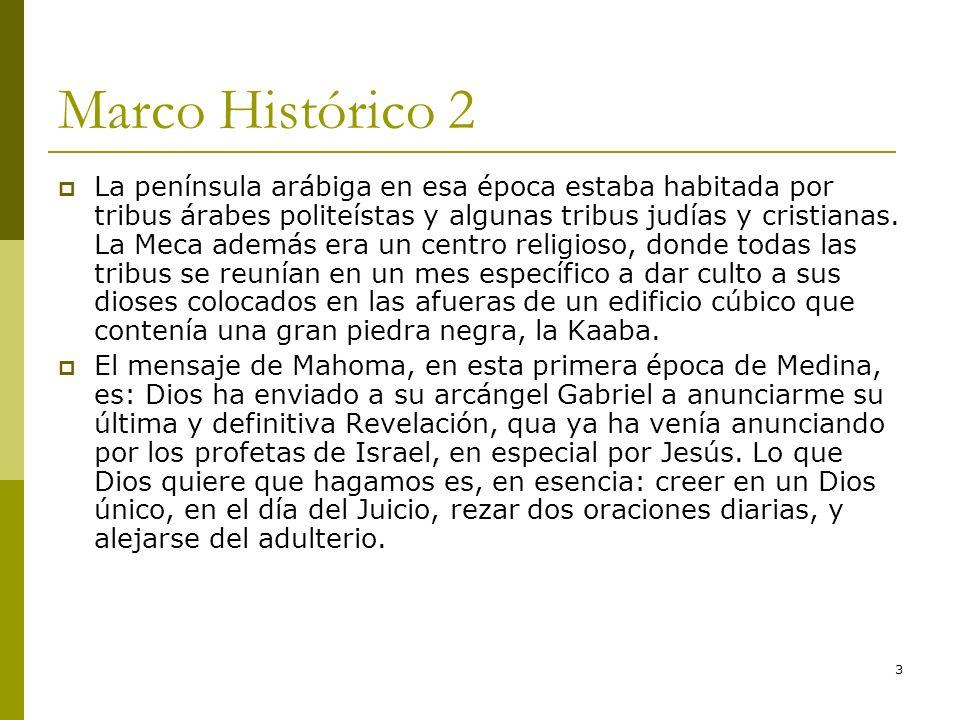 Marco Histórico 2