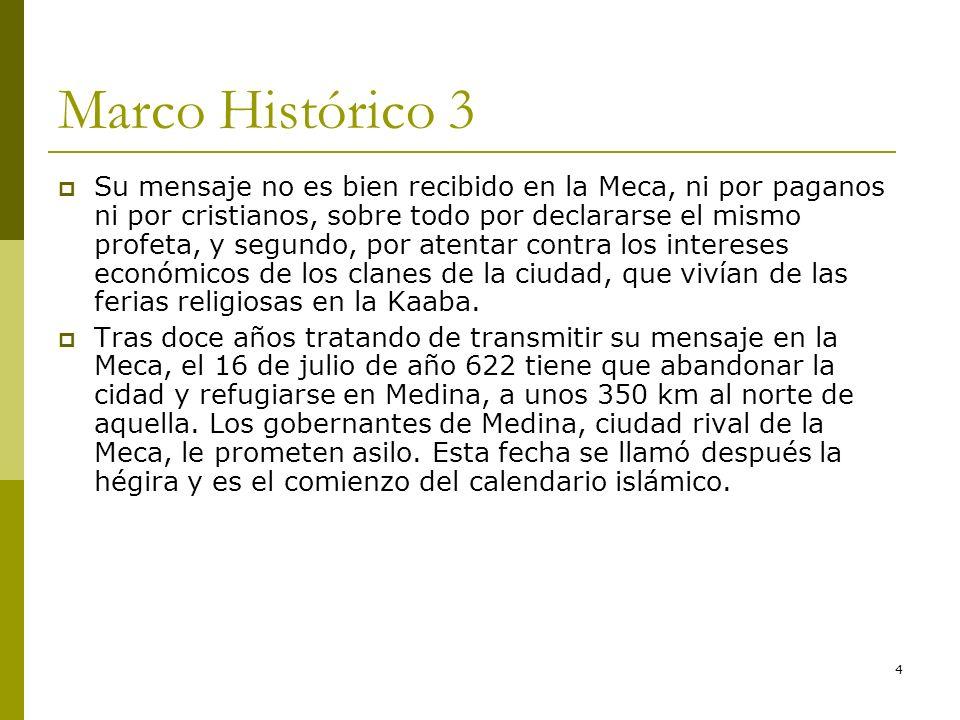 Marco Histórico 3