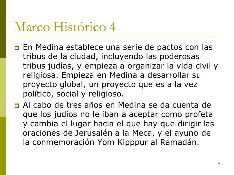 Marco Histórico 4