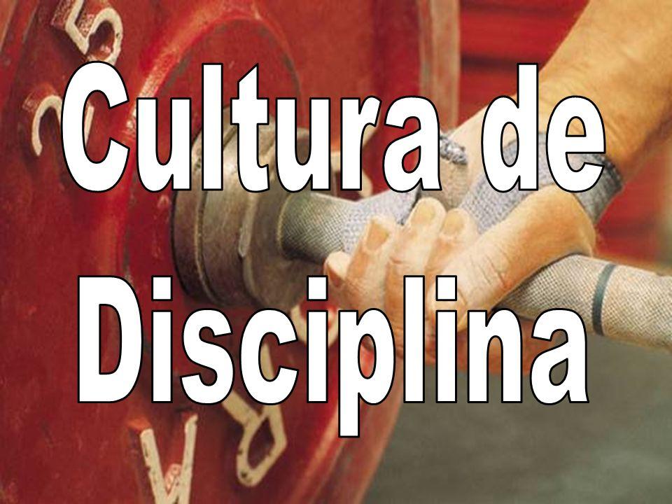 Cultura de Disciplina