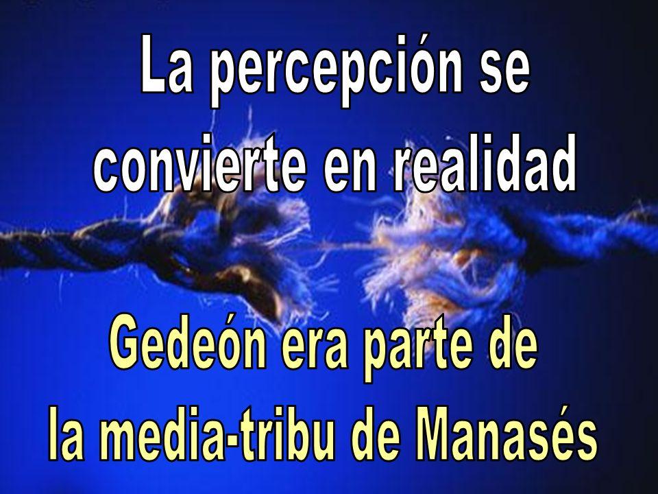 la media-tribu de Manasés