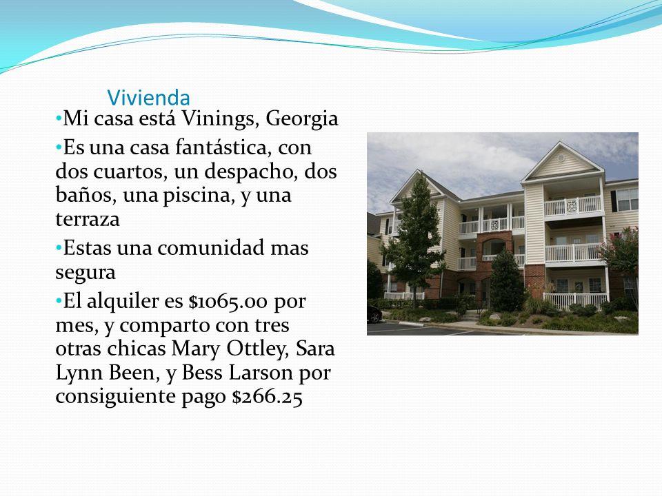 Vivienda Mi casa está Vinings, Georgia