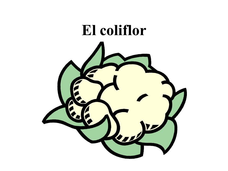 El coliflor