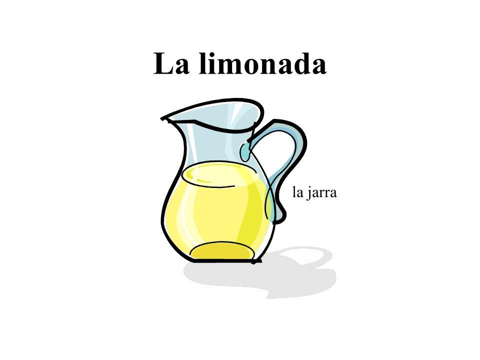 La limonada la jarra
