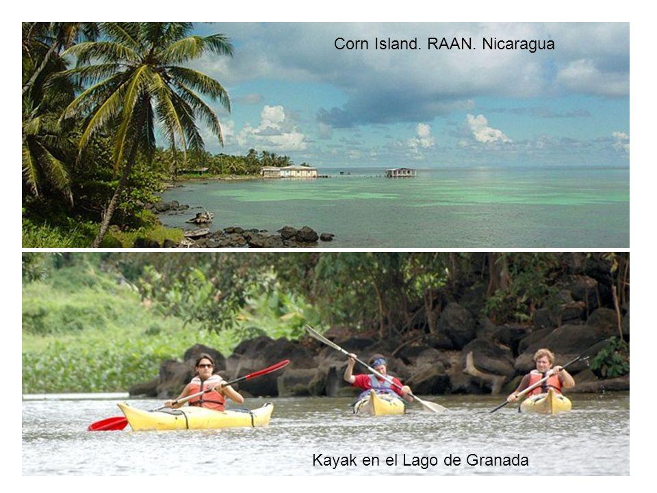 Corn Island. RAAN. Nicaragua