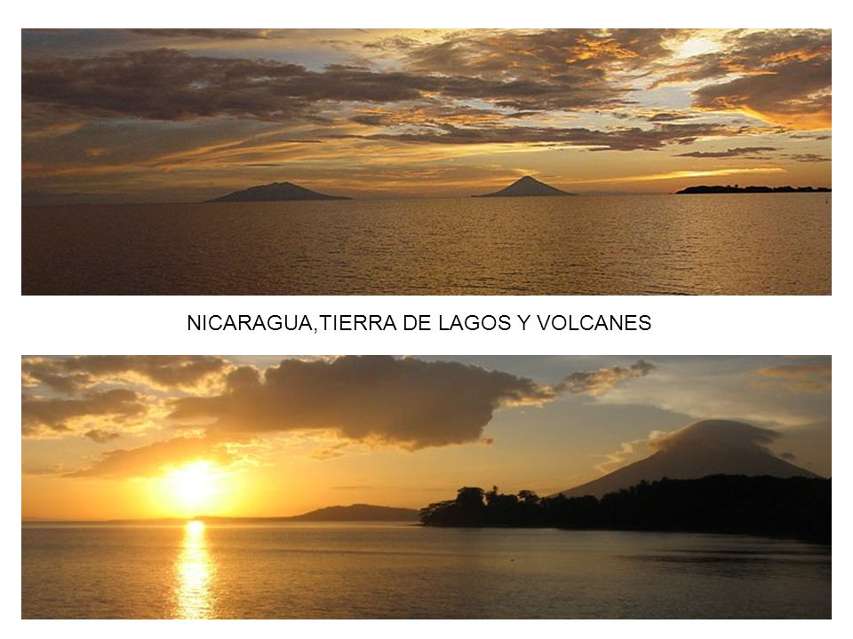 NICARAGUA,TIERRA DE LAGOS Y VOLCANES