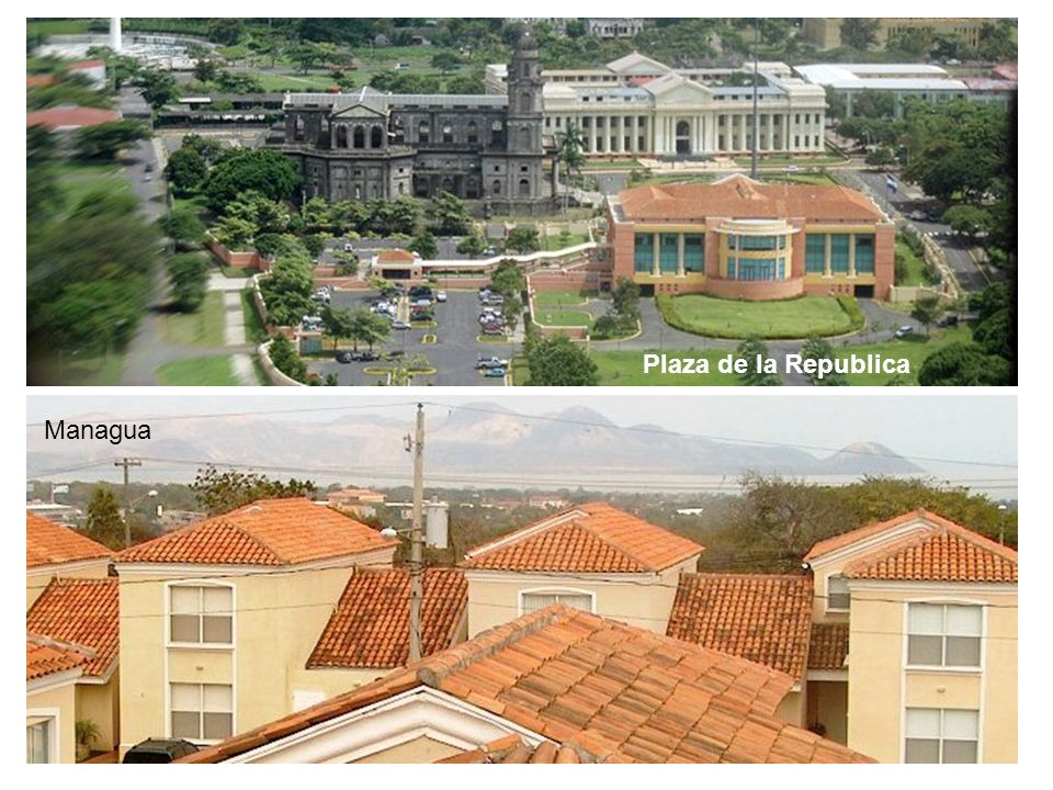 Plaza de la Republica Managua