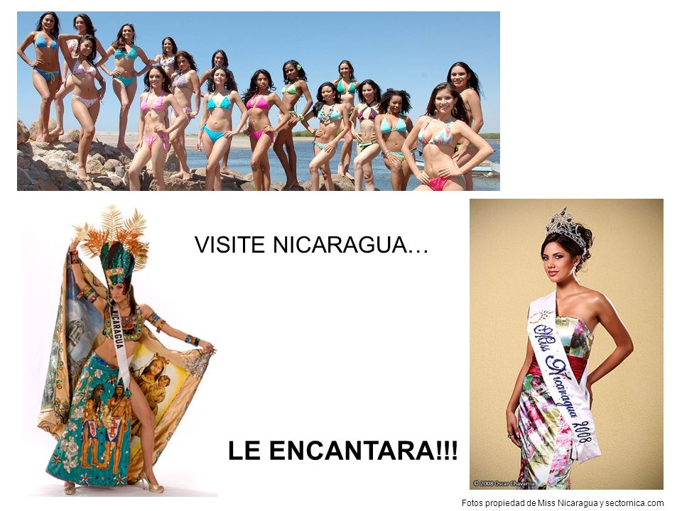 LE ENCANTARA!!! VISITE NICARAGUA…