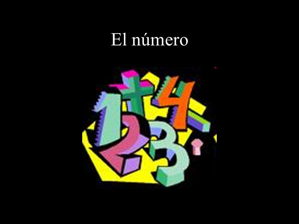 El número