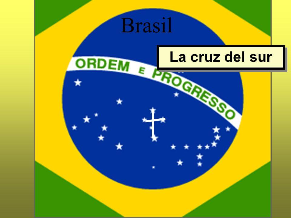 Brasil La cruz del sur