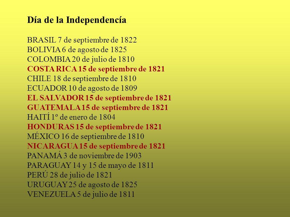 Día de la Independencía