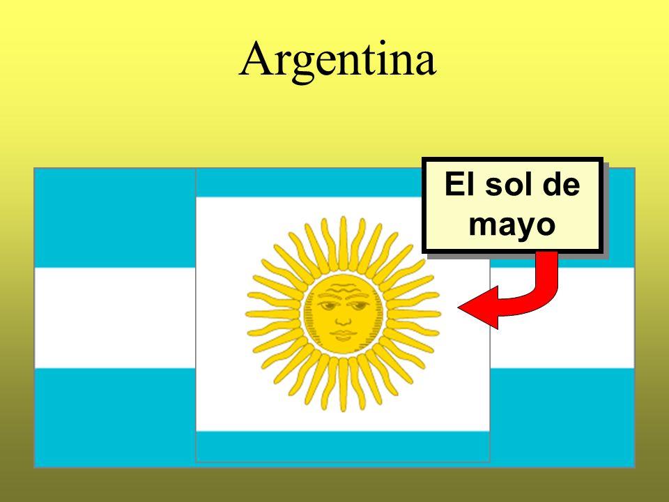 Argentina El sol de mayo
