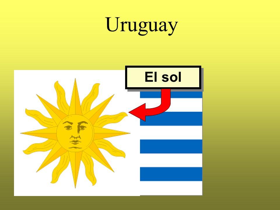 Uruguay El sol