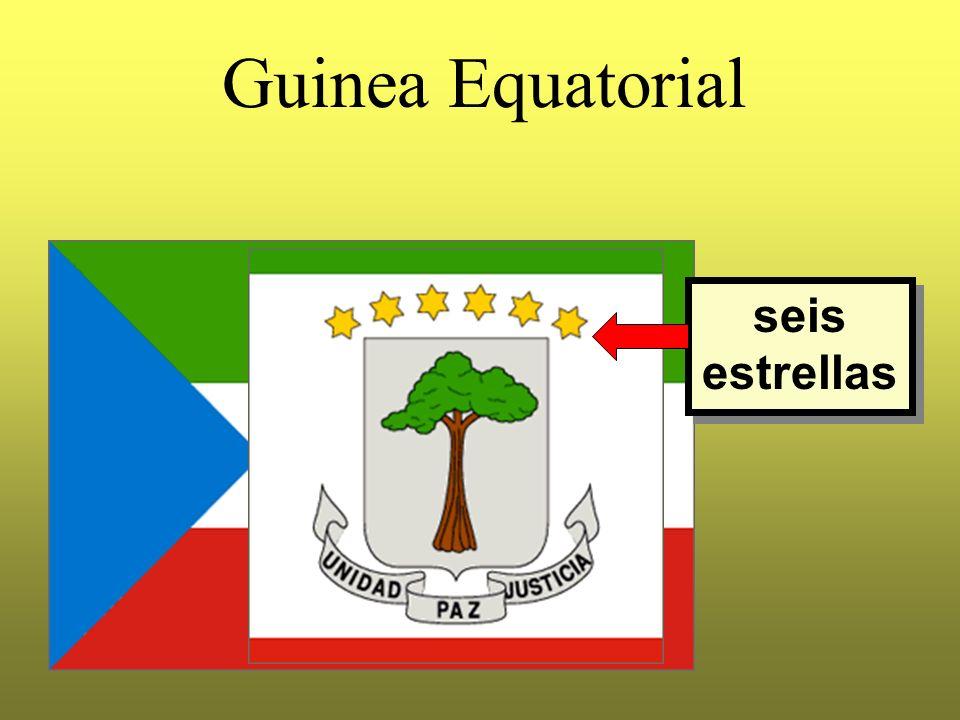 Guinea Equatorial seis estrellas
